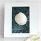One Little Shell framed decor in mosaic