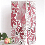 Mosaic Vase  with free upgraded to Express Post