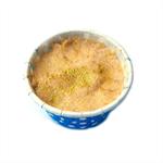 Gold Frankincense & Myrrh Bath Melt - Xmas Bath Truffle with Cocoa Butter