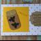 Bee Card ~ Christmas Card ~ Bee Lovers ~ Lovers of Honey Card