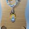 Alice in wonderland Beaded Necklace