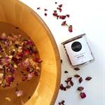 ROMANCE - Hibiscus & Rose Bath Tea 30G