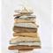 Driftwood Wooden Wood Christmas Tree Rustic Beach Boho Home Decor JDog & T