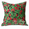 Christmas Berries Cushion Cover, Pillow Cover, Christmas Gift, Mix & Match Cushi