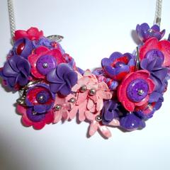 Flower neckace