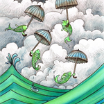 Flying Fish CARD