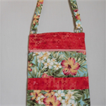 Cross Body Sling Bag Tropical