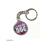 I love my Dog keyring.