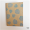 Tropical Monstera Print - A6 Journal Notebook - 100% recycled
