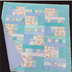 No. 32 - ABC Blue Quilt 