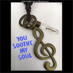 YOU SOOTHE MY SOUL - necklace