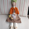 Knitting Nell Doll
