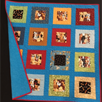 P9 - Spotty Dog Quilt