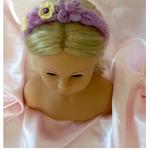Lilac & Lemon Headband