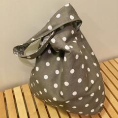 Knot Bag Dots & Birds