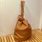 Knot Bag Linen & Delicate Print