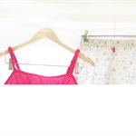 Gone Dottie ~Apple Pie Collection~ Women's Sleepwear Shorts and Sleep top~