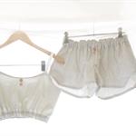 Prairie ~Whimsy Collection~ Women's Sleepwear Shorts and Sleep top ~ Pyjamas fox