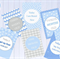 Baby Milestone Cards, Baby Photo Cards - Newborn Photo Props - Gift- 34 Cards