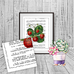 Strawberries Cordon-Bleu Le Francais Classique