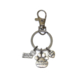 Keyring Dog Loss Keychain Pet Memory  Lanyard Accessory Bag Tag Pet Memorial