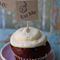 10 Eat Me Cupcake Toppers ~ Christmas Party Cake Toppers ~ Tea Party Toppers