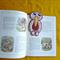 """Kiwi"" Fabric Bookmark"
