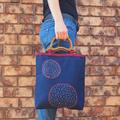 Sashiko Embroidery Bag