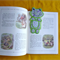 """Frog"" Fabric Bookmark"