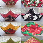 Australiana Themed Soup Bowl Cozies-7 Designs to Choose From