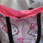 Jenny's Cotton Foldup Shopping Bag