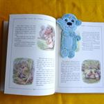 """""""Monkey"""" Fabric Bookmark"""