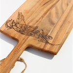 Unique Bird Serving Board
