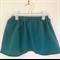 Bottle green ~ Size 3 rayon Christmas inspired girls summer twirly style skirt