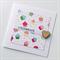 CELEBRATE happy birthday cupcakes pastel wooden heart friend card