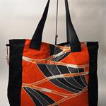 Vintage Kimono Obi Tote Bag