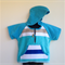 Size 3 Boys Beach Towel Shirt/Pool Cover up