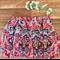 Colourful paisley ~ Size 5 rayon girls summer twirly style skirt