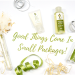 Good Things Come In Small Packages! Gift Box