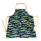Kids Apron Snappy Crocodiles Waterproof Machine Washable
