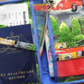 Travel Wallet...all you need for that important journey..