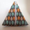 Teardrop Pyramid Purse - Free Postage