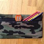 Camouflage Pencil Case