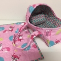 Dolls Bed Carrier - Small