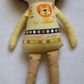 Safari boy doll.
