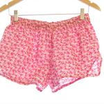 Summer Florals Sleep Shorts ~Bridesmaid Shorts bridal shorts bridal pjs pajamas