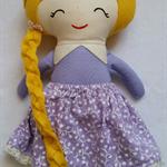Repunzel inspired doll.