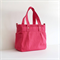 Teachers Carry All Bag, Handmade PRE-ORDER JANUARY DELIVERY PINK COTTON CANVAS