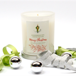 Limited Edition Christmas Candles - Gingerbread Man