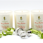 Limited Edition Christmas Candles -  Set of 3 (80hours each)